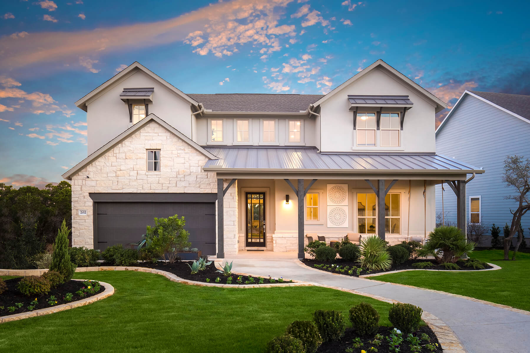 Trendmaker homes brings signature homebuilding model to for Home signature