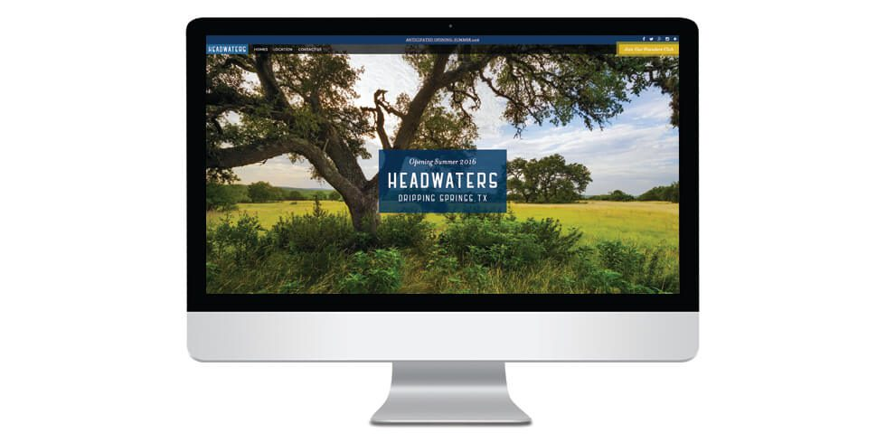 New Headwaters Website is Live!