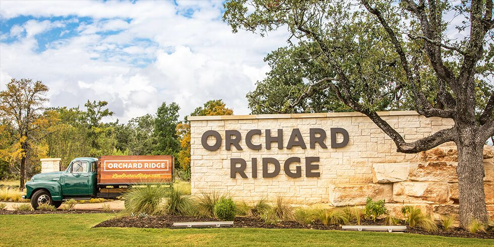 Orchard Ridge is Taking Shape