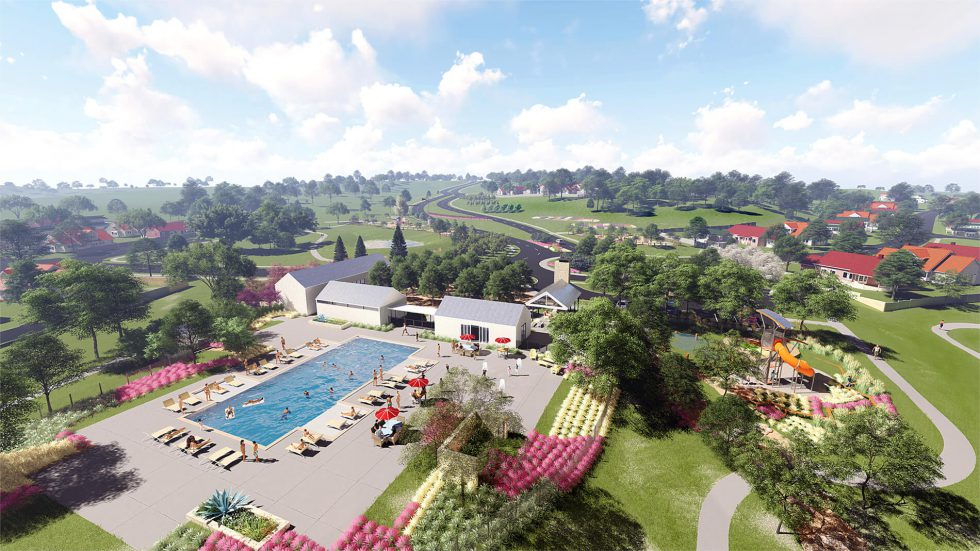 Affordable new master-planned community takes root northwest of Austin