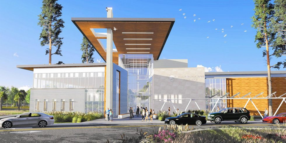 New State College Campus to Open Near Arden