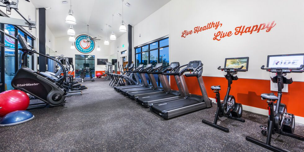 Exercise Your Fitness Options at Orchard Ridge