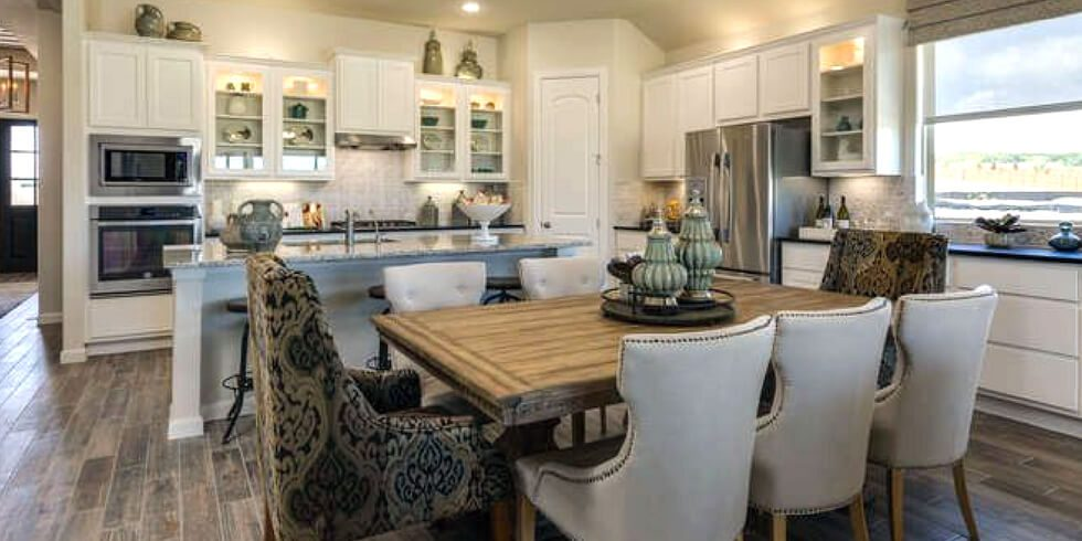 Homestead's Builders Cook Up Beautifully Designed Kitchens