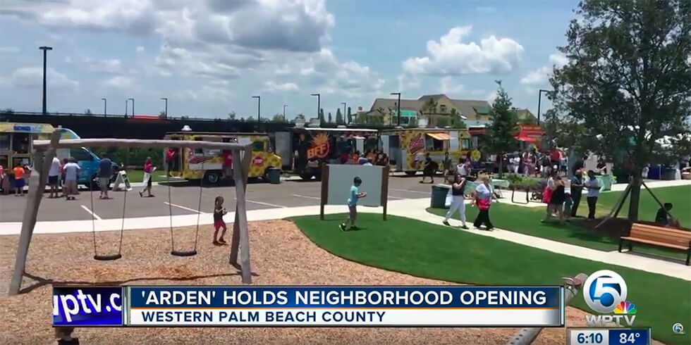 'Arden' holds neighborhood opening in western Palm Beach County