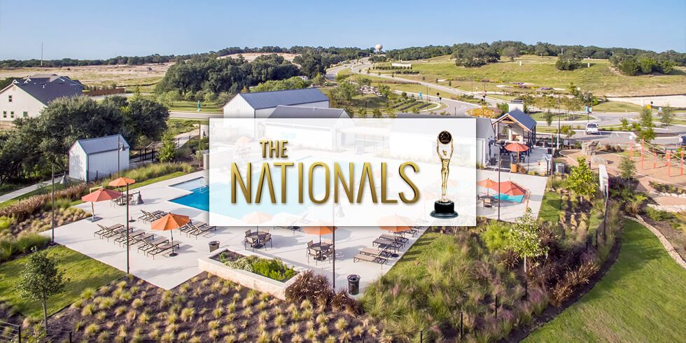 Orchard Ridge Honored By National Association Of Home Builders