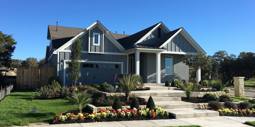Orchard Ridge Features Farmhouse-Style Homes